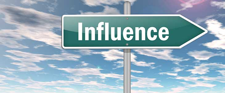 Do you know what influence you have?