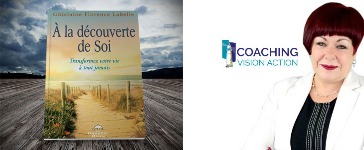 The book: À la découverte de soi, commented by Pamela Sauvé book critic, during radio shows on June 13th
